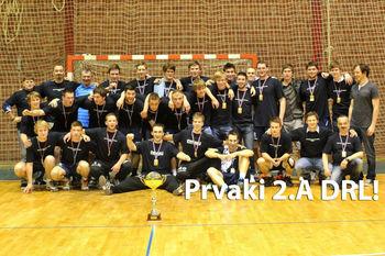 Rokometni klub Slovenj Gradec 2011 uspešno pričel sezono