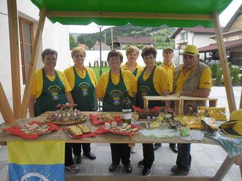 Sodelovanje na občinskem prazniku Občine Oplotnice