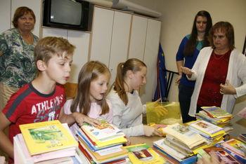 Slomškovo bralno priznanje z mladostno zagnanostjo v novo bralno leto