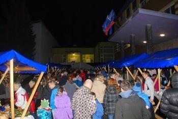 Prednovoletno dogajanje na OŠ Borovnica