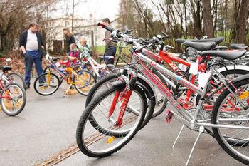 Sejem rabljenih koles Grosuplje 2014