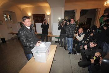 Borut Pahor – četrti predsednik slovenske države