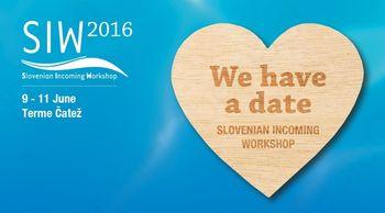 Slovenska turistična borza - SIW 2016