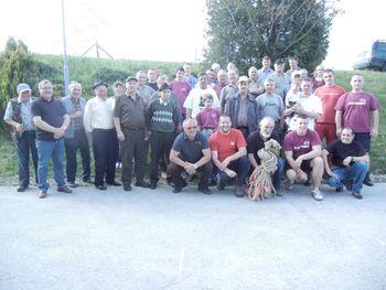 Tradicionalno srečanje GASILCI - LOVCI 2013