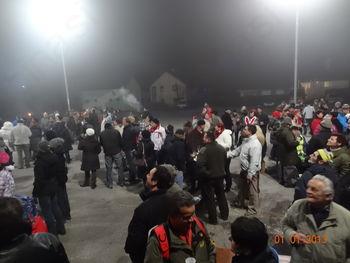 V Občini Log - Dragomer veselo vstopili v leto 2013