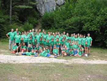 Že 32. leto uspešen planinski tabor