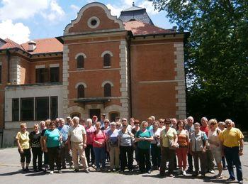 Horjulski upokojenci obiskali Slavonijo in Baranjo