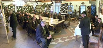 Razstava trofej Pohorskega LGB v lovskem domu Oplotnica