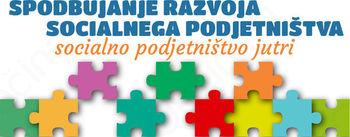 Spodbujanje razvoja socialnega podjetništva - Socialno podjetništvo jutri