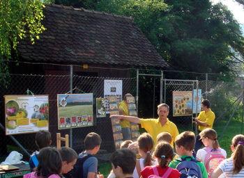 Čebelarji bodo obnovili šolski čebelnjak