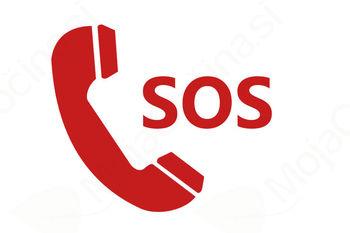 SOS Obvestila