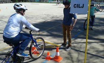 Spretnostni kolesarski poligon