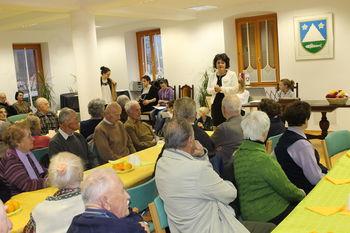Tradicionalno srečanje starejših občine Kobarid