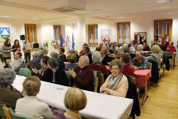 Srečanje starejših občank in občanov občine Kobarid