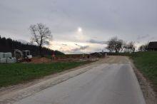 Rekonstrukcija ceste med Veliko in Malo Staro vasjo