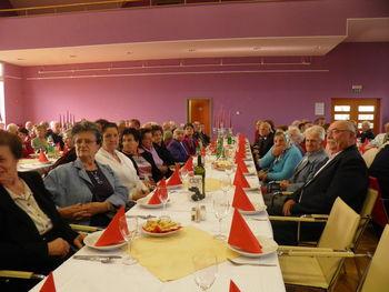 Srečanje občanov starejših od 70 let