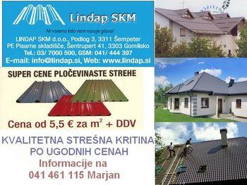obnova streh