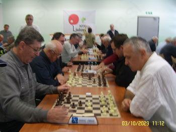 Območno tekmovanje v šahu- ekipno