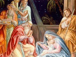 Sveti trije kralji prinašajo s seboj različne šege