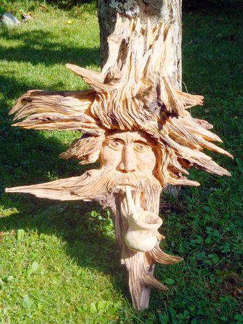 Podobe iz lesa in unikatni leseni izdelki