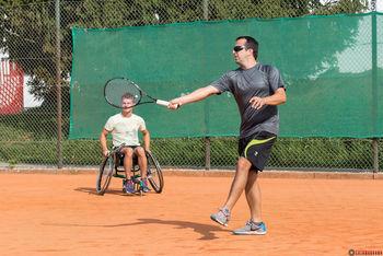 Tradicionalni teniški turnir na invalidskih vozičkih