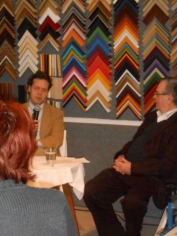 Tino Mamić gost večera Kluba krščanskih izobražencev