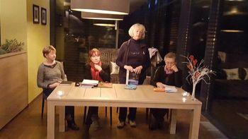 Šopek poezije na Prešernov dan v Dragomeru v Toskani – 3. 2. 2016