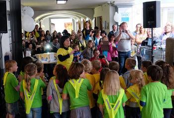 Ulični festival Zelena luč za trajnost – otvoritev Evropskega tedna mobilnosti