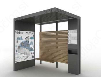 Projekt nove urbane opreme v občini