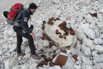 Na Krnu odstranjenih 24 kosov neeksplodiranih ubojnih sredstev