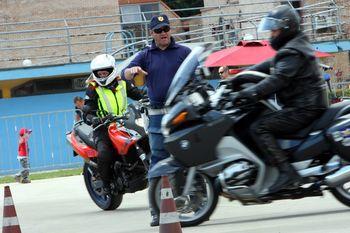 Dan varne vožnje na Vrhniki
