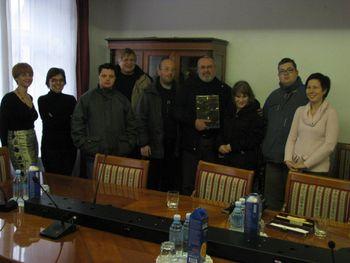 Obiskali smo župana Andreja Maffija