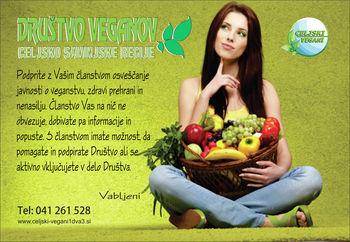 Društvo veganov celjsko savinjske regije