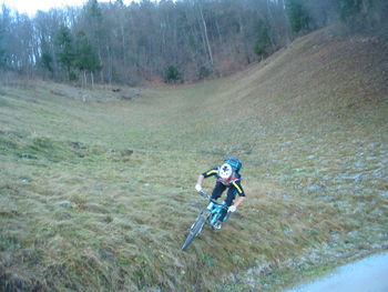 Prireditev v gorskem kolesarstvu po poti Janeza Javorskega