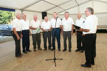 Številna udeležba nazarskih veteranov na srečanju v Lučah