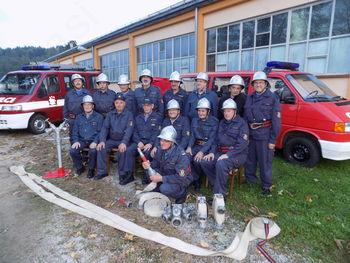 Delovanje starejših gasilcev v topliški občini