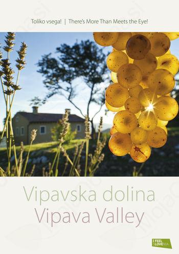 Nov turistični katalog Vipavske doline