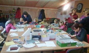 Upokojenci društva  Dragomer - Lukovica pripravljajo redni letni zbor društva