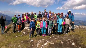 Planinsko društvo občine Kidričevo – planinski izlet na Uršljo goro