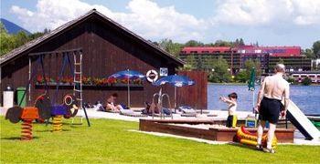 Grajsko kopališče Bled ponovno kandidira za Modro zastavo