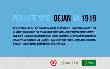 SMS za Dejana