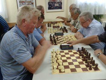 Šahovski turnir v počastitev občinskega praznika