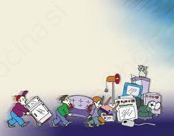 Jesenska akcija zbiranja in odstranjevanja nevarnih in kosovnih odpadkov iz gospodinjstev bo 5. oktobra