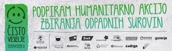 Humanitarna akcija »Čisto veselje«