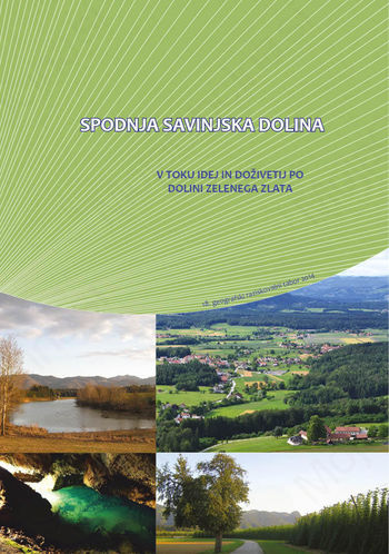 Strokovna monografija Spodnja Savinjska dolina