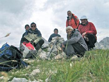 Zadnjiški Ozebnik, 2083 m