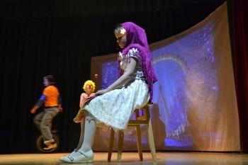 Zvezdica Zaspanka v izvedbi polhograjskih otrok