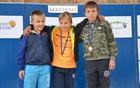 Najboljši trije na otroškem teku