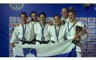 Viceprvakinje Evrope za leto 2015  (Foto: JZS)
