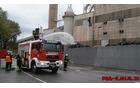 Gašenje požara. Foto: Danijel Markič